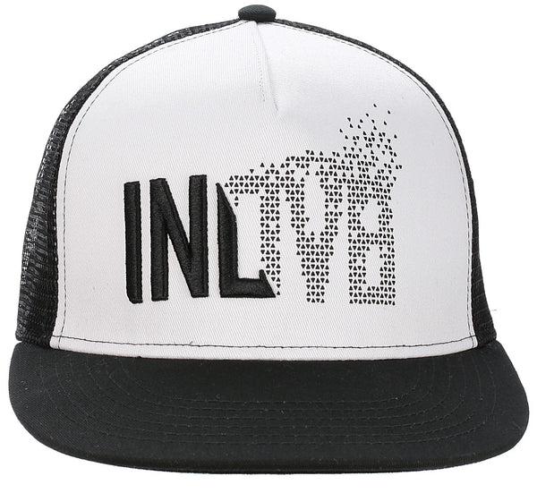 Inov-8 All Terrain Trucker Cap - White/Black