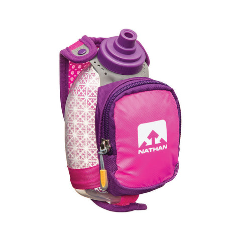 Nathan Handheld Quickshot Plus Insulated - Floro Fuschia