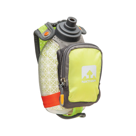 Nathan Handheld Quickshot Plus Insulated - Lime Punch