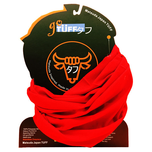 Tuff Bandana Red