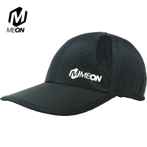 Meon Run Cap - Black