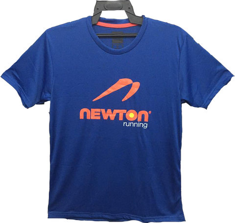 Newton Running Performance T-Shirt - Blue
