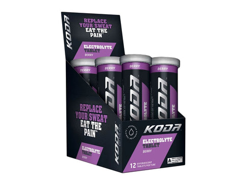 Koda Electrolyte - Berry - 6 Tube