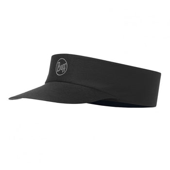 Buff Reflective Visor R-Solid Black