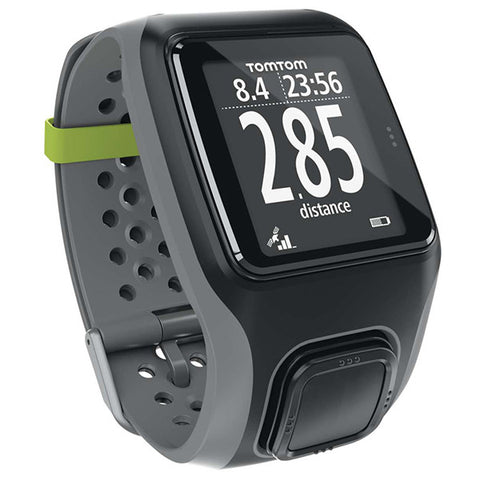 GPS Training Watch with Heart Rate Monitor