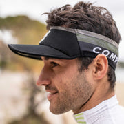 COMPRESSPORT VISOR ULTRALIGHT - BLACK CAMO