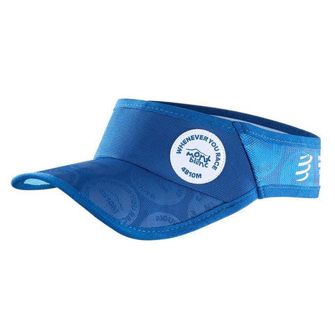 COMPRESSPORT SPIDERWEB ULTRALIGHT VISOR - MONT BLANC 2020