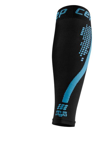 CEP Men's Compression Night Tech Calf Sleeves 3.0 : WS5H30