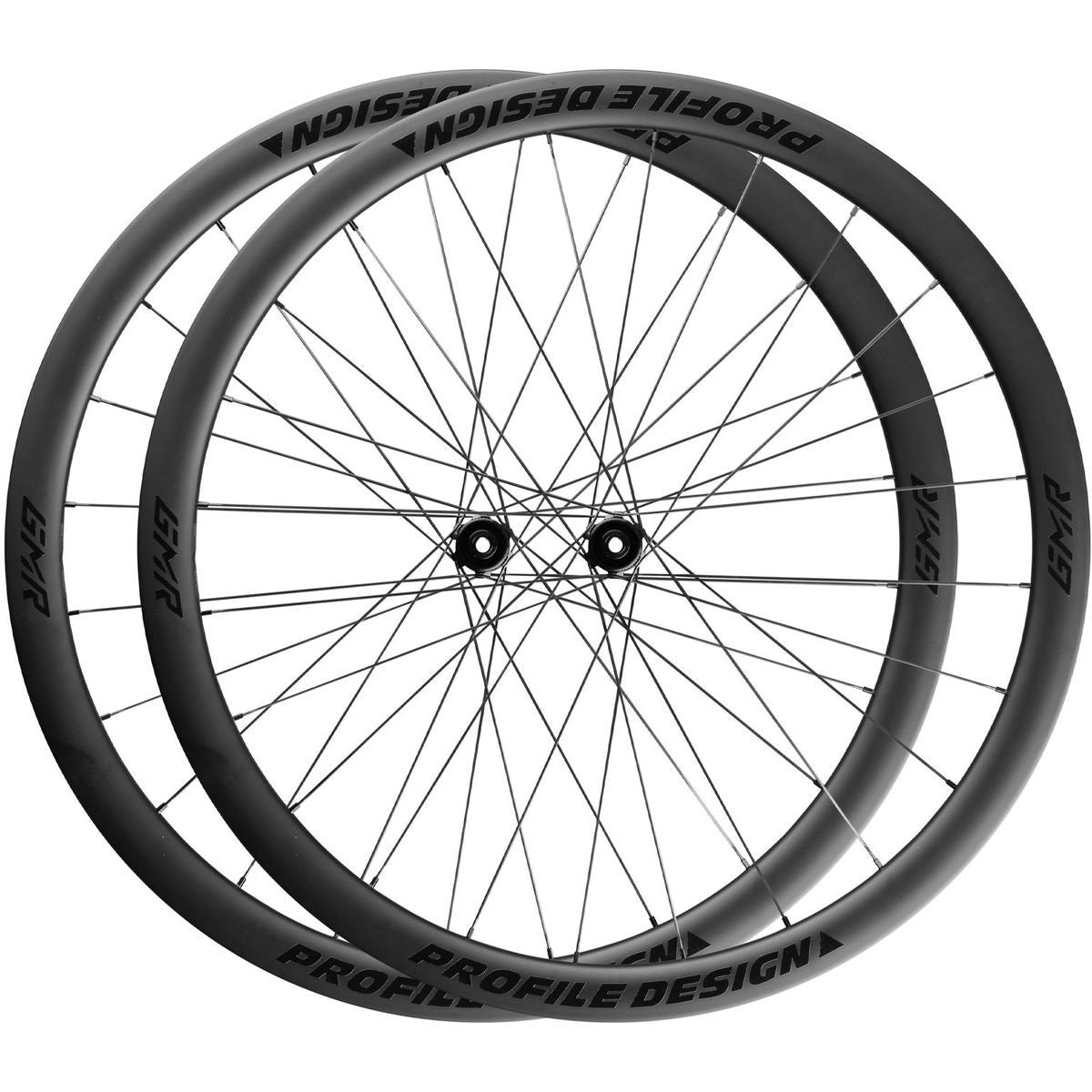GMR 38 Carbon Tubeless Disc-Brake Wheelset