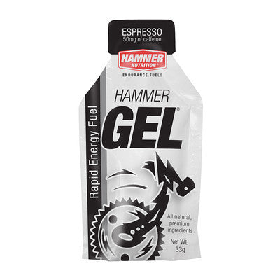 Hammer Gel Espresso (with Caffeine)