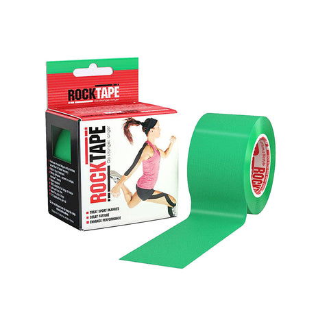 "Rocktape 2"" Green"