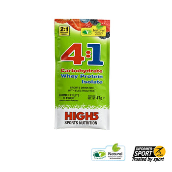 HIGH5 Energy Source 4:1 Summer Fruits