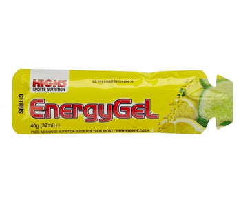 HIGH5 ENERGY GEL - CITRUS