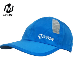 Meon Run Cap - Light Blue