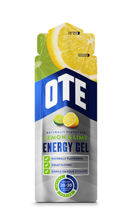 OTE ENERGY GEL-LEMON LIME