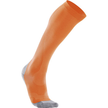 2XU Men's Compression Socks - ORANGE