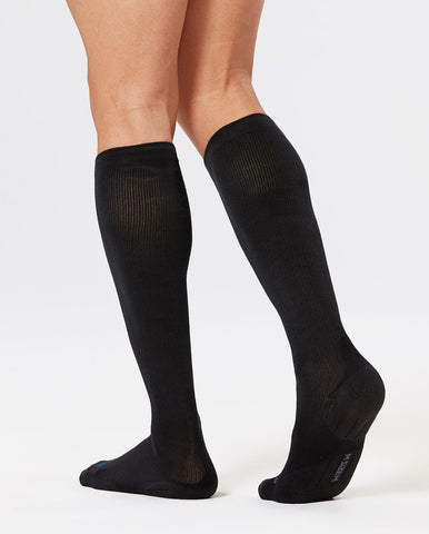 2XU MEN'S 24/7 COMPRESSION SOCKS