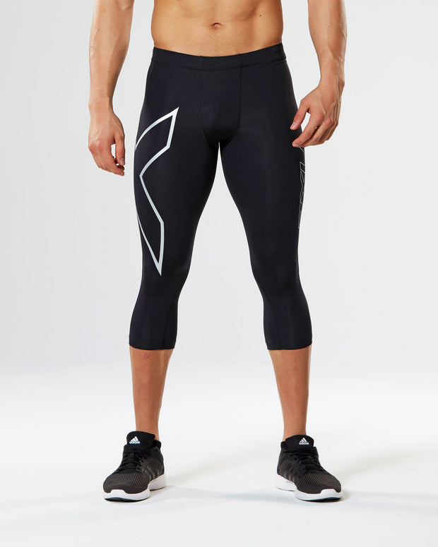 2XU Men's COMPRESSION 3/4 TIGHTS