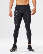 2XU Men's HEAT COMPRESSION TIGHTS