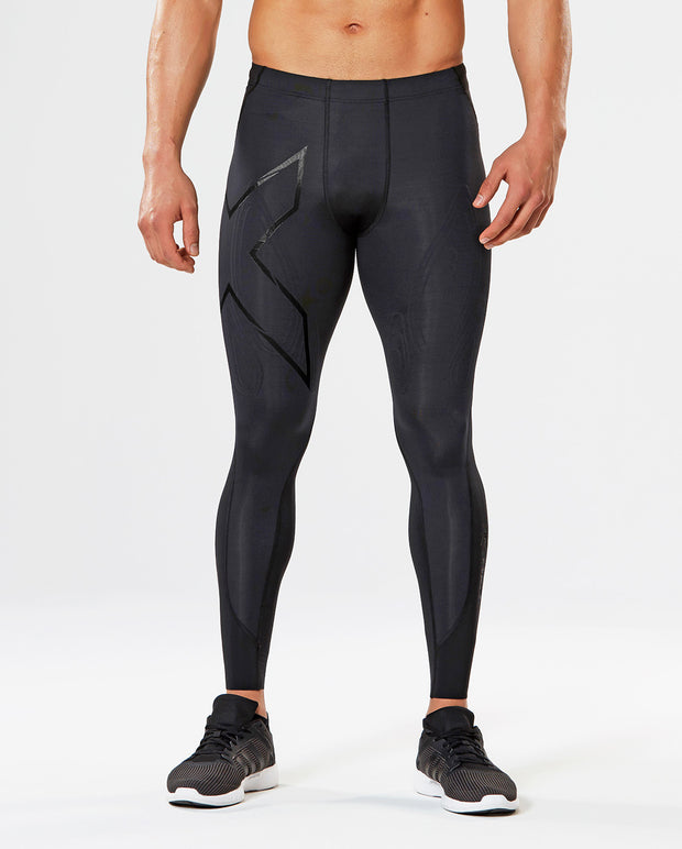 2XU MEN'S MCS CROSS TRAINING COMPRESSION TIGHTS