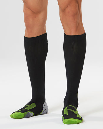 2XU MEN'S COMPRESSION SOCKS FOR RECOVERY