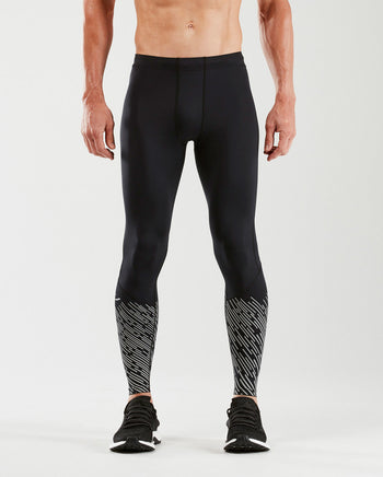 2XU MEN'S REFLECT RUN TIGHTS