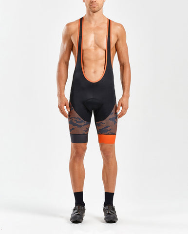 2XU MEN'S SUB CYCLE BIB SHORTS