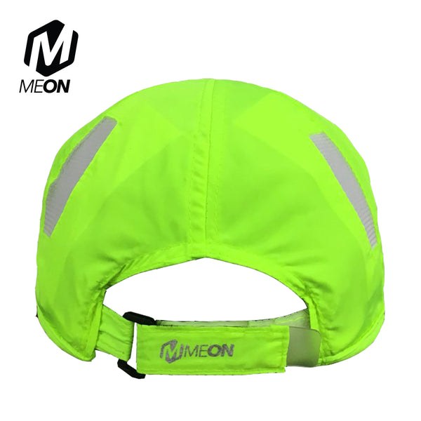 Meon Run Cap - Neon Green