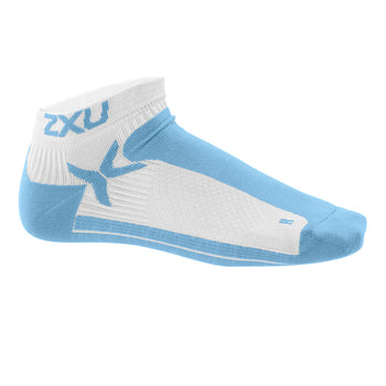 2XU MEN'S PERFORMANCE LOW RISE SOCK
