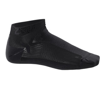 2XU MEN'S PERFORMANCE LOW RISE SOCK - BLACK