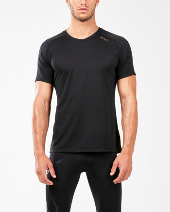 2XU MEN'S GHST S/S TOP