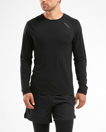 2XU MEN'S HEAT LONG SLEEVE RUN TEE