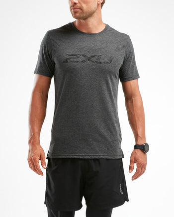 2XU MEN'S URBAN CREW NECK TEE