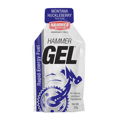 Hammer Gel Montana Huckleberry