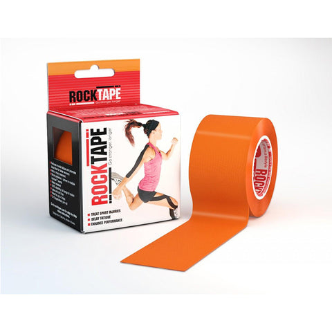 "Rocktape 2"" Orange"