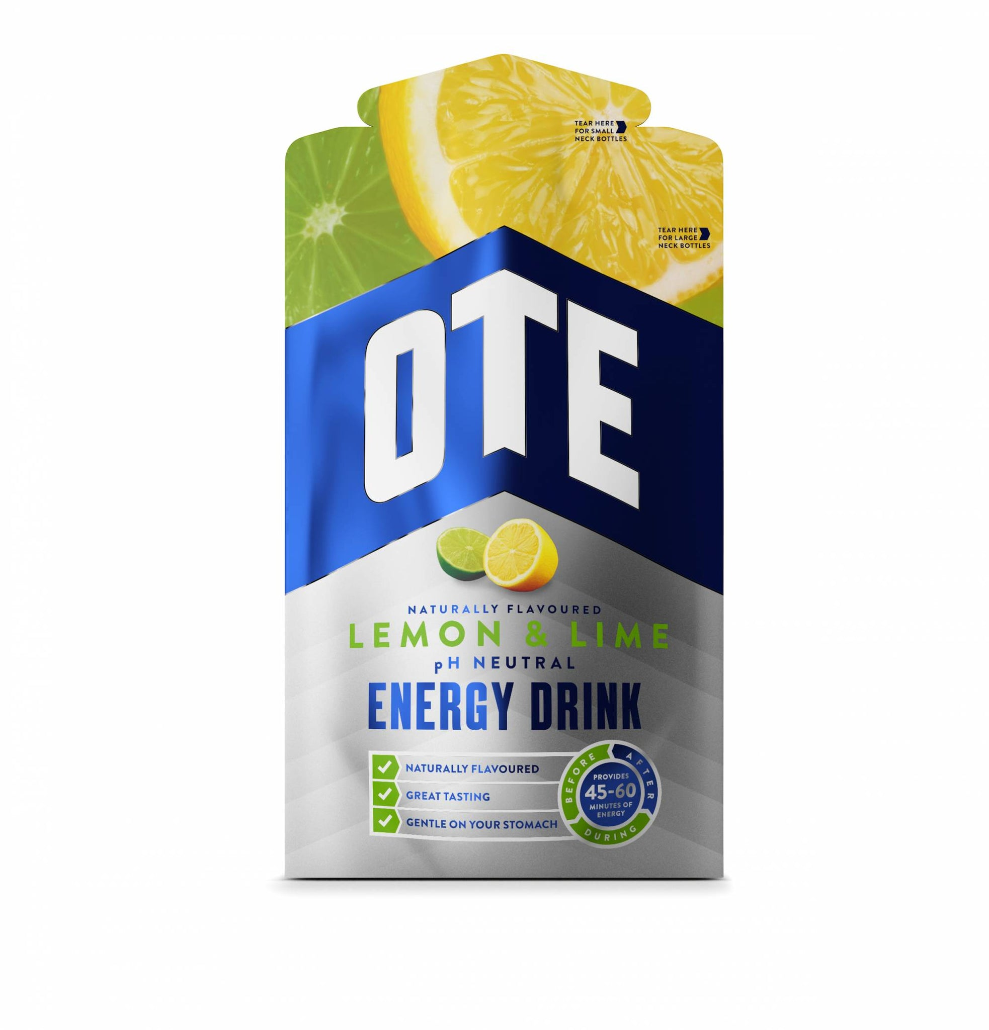 OTE ENERGY DRINK 1 PACK-Lemon Lime