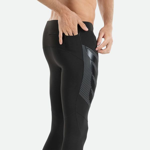 Men's Power Run Compression Tight