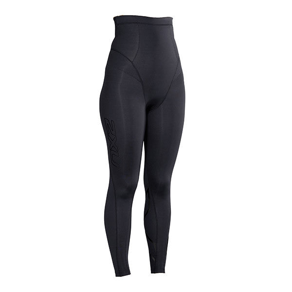 2XU PREGNANCY POST NATAL COMPRESSION TIGHT - BLACK NERO