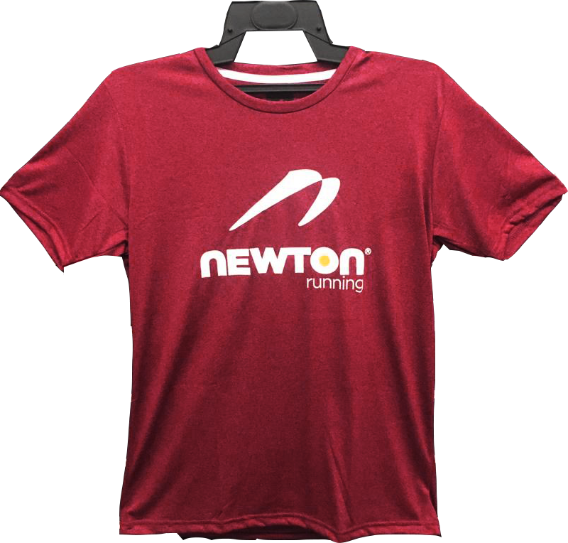 Newton Running Performance T-Shirt - Red