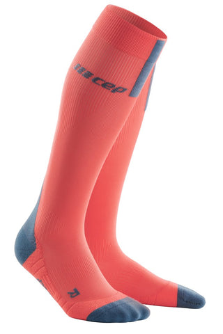 CEP Women's Compression Tall Run Socks 3.0 : WP40BX