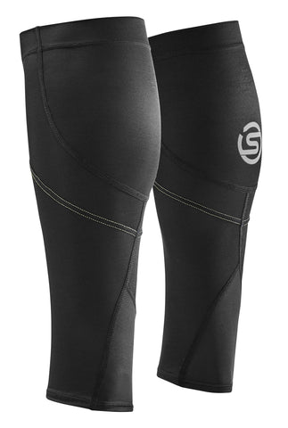 SKINS Unisex Compression MX Calf sleeve 3-Series - Black