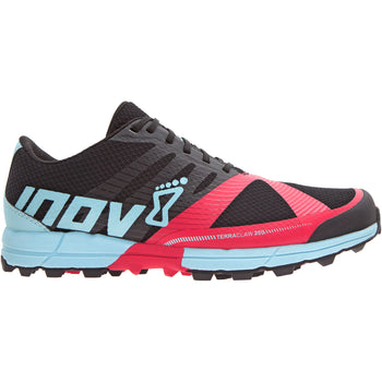 INOV-8 WOMEN'S TERRACLAW 250 - Black / Berry / Blue
