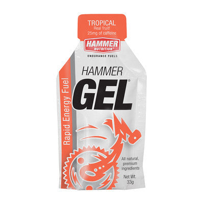Hammer Gel Tropical (with Caffeine)
