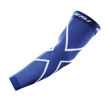 2XU UNISEX COMPRESSION ARM SLEEVES - RYB