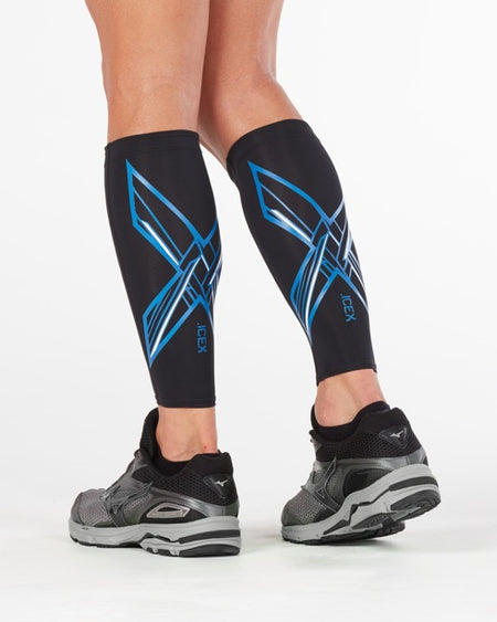 2XU ICE X COMPRESSION CALF GUARDS (PAIR)