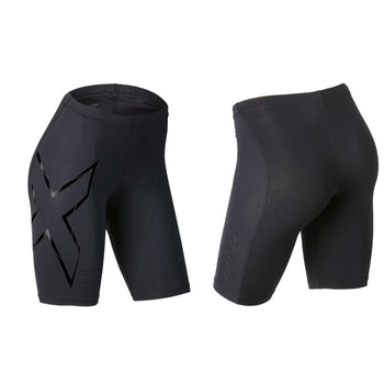 2XU Women's Elite MCS Compression Shorts - BLACK NERO