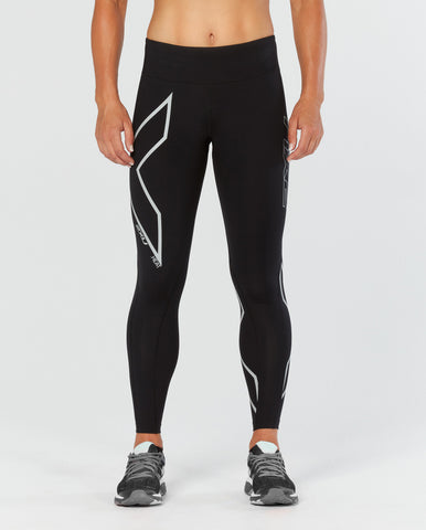 2XU Women's HEAT COMPRESSION TIGHTS