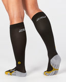 2XU WOMEN'S FLIGHT COMPRESSION SOCKS