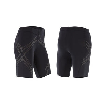 2XU WOMEN'S LOCK COMPRESSION SHORTS