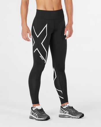 2XU WOMEN'S ICE X MID-RISE COMPRESSION TIGHT